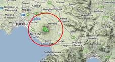 Terremoto, allerta nel cratere del Vesuvio: otto scosse in poche ore