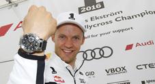 Rallycross, in Germania Ekstrom con l'Audi S1 vince il titolo mondiale