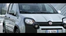 Fiat 500 e Panda ibride le cittadine ecologiche