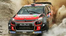 WRC, Citroen cambia ancora la formazione piloti alla vigilia del Rally di Catalogna