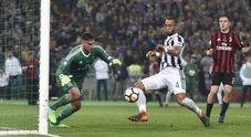 Juventus-Milan: le foto della partita