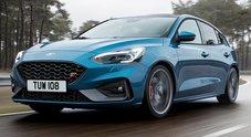Ford Focus ST, prestazioni e sportività con tutta la sicurezza di Focus