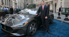 Maserati, sotto i riflettori della Borsa di New York il debutto della GranTurismo MY 2018