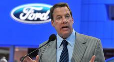 Fca, Bill Ford: «Con Marchionne parlammo di fusione, ma tempistica non era ideale»