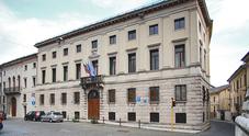 Palazzo Piloni sede della Provincia