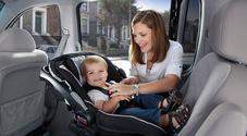 Seggiolini auto, in vigore domani la legge che diventerà operativa nel 2019. Due mesi per norma ministero Trasporti
