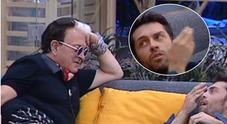 """Raffaello Tonon: """"Sono stato aggredito"""", tensione nella casa"""