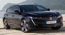 Peugeot 508 fastback e SW: l'ammiraglia del Leone allarga la famiglia e diventa anche ibrida