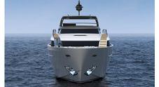 Sanlorenzo, ecco l'SL 96 Asymmetric: yacht di 30 metri firmato Zuccon ispirato da Chris Bangle