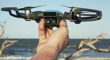 Ruba barrette energetiche e un drone: pizzicato, è un boscaiolo
