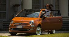 Regalo di compleanno: Fiat 500 Anniversario per la festa dei 60 anni