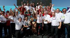 Audi e Vergne, campioni elettrici. La rimonta tedesca su Techeetah al fotofinish negli E-Prix di New York