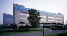 Toyota, energia da fonti rinnovabili al 100% per i siti europei nel 2019