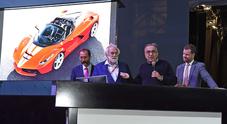 70 anni Cavallino, una LaFerrari Aperta venduta per beneficenza a 8,3 milioni di euro