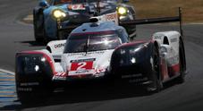24 Ore di Le Mans, la Porsche cala il tris. Dietro due LMP2. Toyota ancora una volta sfortunata
