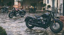 """Triumph celebra i 59 anni di Bonneville. La Special di KAOS premio del concorso """"Spirit of '59"""""""