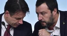 «Adesso l'agenda la detto io», così Salvini sfida Conte e Di Maio