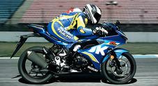 Suzuki GSX-R, GSX-S e V-Strom: tre nuovi modelli di piccola cilindrata per i giovani motociclisti