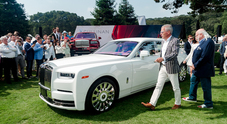 Rolls-Royce protagonista a Monterey con pezzi unici per super ricchi. Dal Cullinan alla 10^ Phantom Bespoke