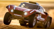 Mini alla Dakar 2018 punta al successo con 7 equipaggi e due auto diverse (All4 e Buggy)