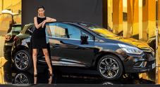 """Clio Moschino, un tocco """"glamour"""" per la compatta di Renault"""