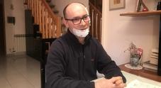 Ferito con due coltellate Lo choc del negoziante «Ho rischiato di morire»