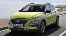 Kona, alla conquista della città. Anche Hyundai lancia il citySuv: design piacevole e tecnologia all'avanguardia