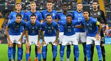 L'Italia under 21
