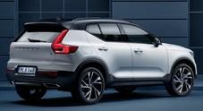 Nuova casa Volvo a Milano: dà spettacolo il nuovo XC40. Debutto italiano in occasione dell'inaugurazione