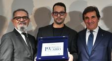 Il marchigiano Fabrizio Cotognini vince il Premio Cairo edizione 2018