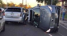 Uber, chiude programma test auto autonome in Arizona dopo incidente mortale