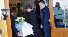 Il funerale del piccolo Daniel