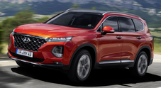 Hyundai, triplete d'autore: Santa Fe tutta nuova, Tucson migliorato e Kona diesel