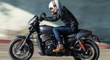 Harley Davidson Street Rod, debutta sul mercato con motore più potente e linea grintosa