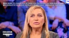 Il dramma segreto di Lory Del Santo, la rivelazione a Pomeriggio 5 (frame Mediaset)