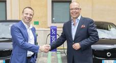 Smart-Enel, insieme per mobilità a emissioni zero: semplice trovare parcheggio e colonnine di ricarica