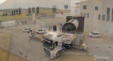 Avio, test di successo per il P120C, motore costruito negli stabilimenti di Colleferro