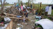 Filippine, 74 morti per il tifone Mangkhut