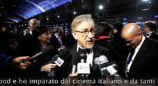 David Di Donatello, premio alla carriera a Steven Spielberg: «Hollywood deve molto all'Italia»