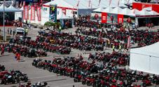World Ducati Week, record di presenze a Misano: 91.596 persone il 13% in più rispetto 2016