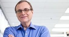 Addio a Paul Allen, fondatore di Microsoft con Bill Gates: aveva 65 anni