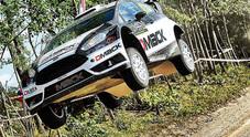 Rally Polonia, riparte la sfida Ogier-Neuville con Tanak e Latvala alla finestra