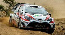 WRC, Toyota conferma Lappi al volante della Yaris per il resto del mondiale