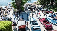 Concorso d'eleganza Villa d'Este, sul lago di Como in mostra tanti gioielli d'epoca