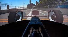Test E-mozionante. Al volante della DS di Formula E nel simulatore della squadra a Parigi