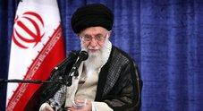 Immagine La minaccia di Khamenei: «Ue ci compri il greggio»