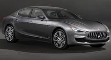 Maserati svela la nuova Ghibli Granlusso. Dopo Chengdu show a Francoforte
