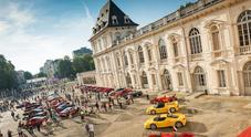Parco Valentino, 44 case e centri stile a Torino. Esposti 47 prototipi che hanno fatto la storia dell'automotive