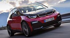 BMW i3, ora c'è anche la versione i3s e l'elettrica da città diventa più sportiva