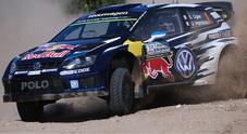 Ogier (Volkswagen Polo WRC) può fare il poker già nel rally di Catalogna